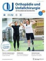 Orthopädie und Unfallchirurgie 2/2019