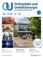 Orthopädie und Unfallchirurgie 3/2019