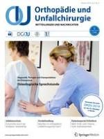 Orthopädie und Unfallchirurgie 5/2019