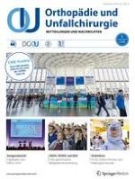 Orthopädie und Unfallchirurgie 6/2019