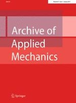 Archive of Applied Mechanics 1/2017
