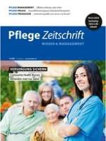 Pflegezeitschrift 11/2020