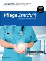 Pflegezeitschrift 12/2020