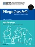 Pflegezeitschrift 3/2020