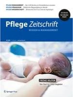 Pflegezeitschrift 5/2020