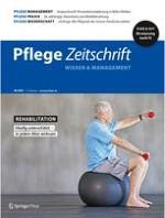 Pflegezeitschrift 8/2020