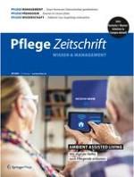 Pflegezeitschrift 9/2020