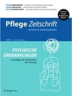 Pflegezeitschrift 3/2021