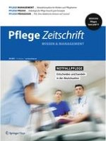 Pflegezeitschrift 4/2021