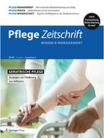 Pflegezeitschrift 8/2021