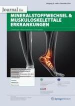 Journal für Mineralstoffwechsel & Muskuloskelettale Erkrankungen 4/2018