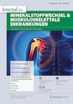 Journal für Mineralstoffwechsel & Muskuloskelettale Erkrankungen 2/2020