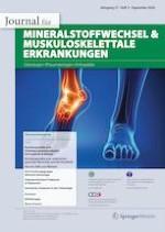 Journal für Mineralstoffwechsel & Muskuloskelettale Erkrankungen 3/2020