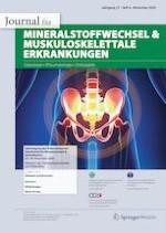 Journal für Mineralstoffwechsel & Muskuloskelettale Erkrankungen 4/2020