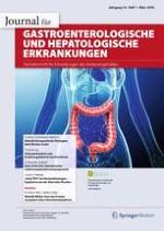 Journal für Gastroenterologische und Hepatologische Erkrankungen 1/2018