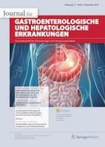 Journal für Gastroenterologische und Hepatologische Erkrankungen 4/2019