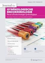 Journal für Gynäkologische Endokrinologie/Schweiz 4/2019