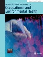 International Archives of Occupational and Environmental Health 5/2006