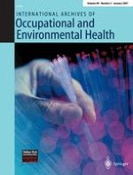 International Archives of Occupational and Environmental Health 3/2007