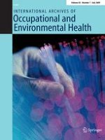 International Archives of Occupational and Environmental Health 7/2009