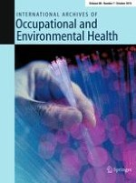 International Archives of Occupational and Environmental Health 7/2015