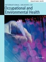 International Archives of Occupational and Environmental Health 5/2016