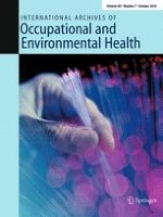 International Archives of Occupational and Environmental Health 7/2016