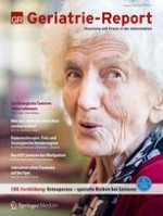 Geriatrie-Report 3/2019