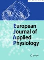 European Journal of Applied Physiology 11/2015