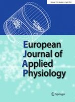 European Journal of Applied Physiology 4/2016