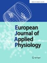 European Journal of Applied Physiology 6/2016