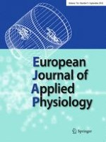 European Journal of Applied Physiology 9/2016