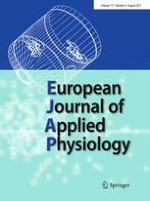 European Journal of Applied Physiology 8/2017