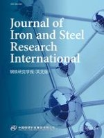 Journal of Iron and Steel Research International 1/2015