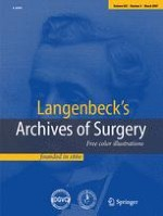 Langenbeck's Archives of Surgery 2/2007