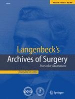 Langenbeck's Archives of Surgery 3/2007