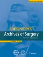 Langenbeck's Archives of Surgery 5/2007