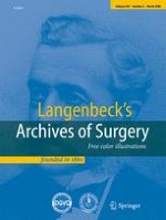 Langenbeck's Archives of Surgery 2/2008