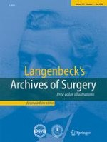 Langenbeck's Archives of Surgery 3/2008