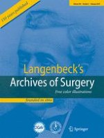 Langenbeck's Archives of Surgery 2/2010