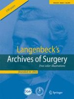 Langenbeck's Archives of Surgery 5/2010