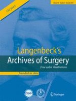 Langenbeck's Archives of Surgery 8/2010
