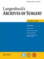 Langenbeck's Archives of Surgery 1/2011