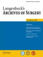 Langenbeck's Archives of Surgery 1/2012