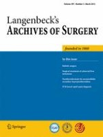 Langenbeck's Archives of Surgery 3/2012