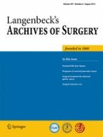 Langenbeck's Archives of Surgery 6/2012