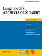 Langenbeck's Archives of Surgery 7/2013