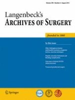 Langenbeck's Archives of Surgery 6/2014