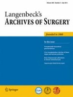 Langenbeck's Archives of Surgery 5/2015