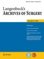 Langenbeck's Archives of Surgery 7/2016